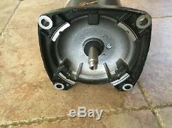 Pool Pump Motor 48y Frame 2 HP Square Flange 3-phase 208-230/460v