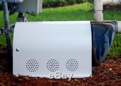 Pump Cover Pool Pump Cover Protects & Covers Pump Motor Sprinkler Well