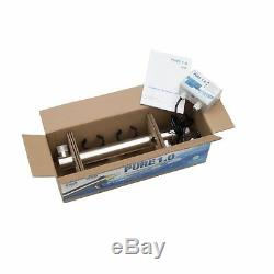 Pure 1.0 16W UVC System for Water Treatment Pool Pond Drinking Water UV-C