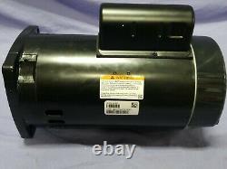 Regal B2855 Century 2 HP 3450 RPM 230VAC Pool Pump Motor 16u441