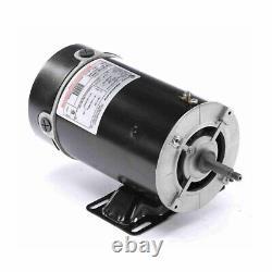 Regal Beloit BN36 Century 2 Speed RPM 0.75 HP Stainless Steel Pool Pump Motor