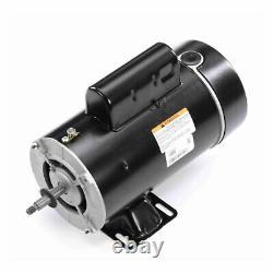 Regal Beloit BN61 Century 2 Speed 2 HP 3450 RPM Stainless Steel Pool Pump Motor