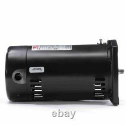 Regal Beloit USQ1052 Century 1/2 HP Single Phase Pool Pump Motor with 48Y Frame