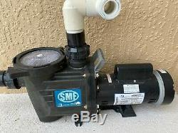 SMF pool pump motor 2.2 hp