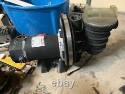 Sta-Rite Dyna tech p2ra5e-1811 5kc28sn6084ax motor below ground Pool Pump 1hp