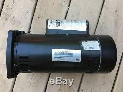Sta-Rite Max-E-Pro 1.5 HP Pool Pump Motor 230V One Year Old P6E6F-207L