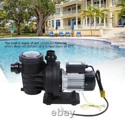 Swimming Pool Filter Water Pump Suction Sewage Circulating Centrifugal Household