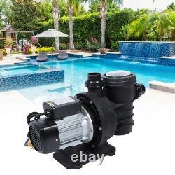 Swimming Pool Filter Water Pump Suction Sewage Circulating Centrifugal Practical