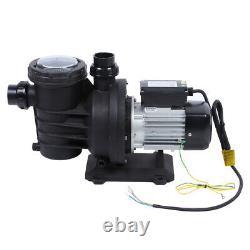 Swimming Pool Filter Water Pump Suction Sewage Circulating Centrifugal Pump 1.5H