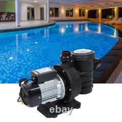 Swimming Pool Filter Water Pump Suction Sewage Circulating Centrifugal Pump 220V