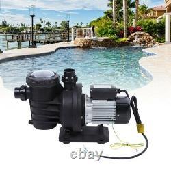 Swimming Pool Filter Water Pump Suction Sewage Circulating Centrifugal Pump JY