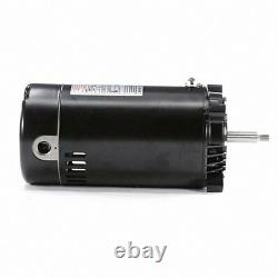 Swimming Pool Pump Motor 1 HP 3450 RPM 56J Frame 115/230V Century ST1102