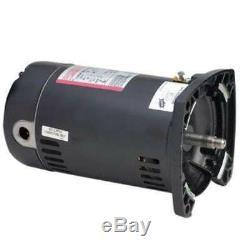 USQ1102 1 HP, 115/230 VOLT Century Swimming Pool & Spa Pump Motors 48Y Squar