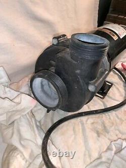 US MOTORS 2 SPEED 230v POOL SPA HOT TUB Filter PUMP 2 1/4hp #C55CXJJY-4514