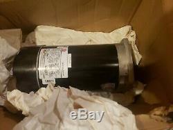 US MOTORS EB859 Pool Pump Motor 2 HP 230/115 Volts 3450 RPMs
