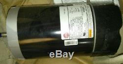 US Motors ASB130 Pool Motor EB130 B130 ST1202 C1102 52012 Pump 2 HP 3450 RPM 230