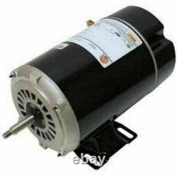 US Motors EZBN25, NEW 1 hp Above-Ground Pool/Spa Pump Motor (equivalent to BN25)
