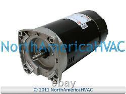 US Motors Nidec Square Flange Pool Spa Pump Motor 1.5 HP AE100FHL K48M2P104A1