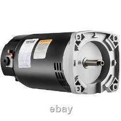 VEVOR 2.5 HP 115/230V Pool Pump Motor 56 Swimming Pool Motor Replacement Kit