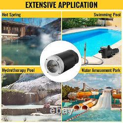 VEVOR Pool Pump Motor Electric Motor 2.5 HP 115/230V Swimming Pool Motor 3474RPM