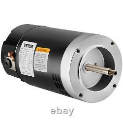 VEVOR Pool Pump Motor Electric Motor 3/4 HP 115/230V Swimming Pool Motor 3450RPM