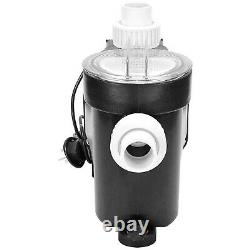 VEVOR Swimming Pool Pump Motor 2.5 HP Above Ground Pool Pump with Filter Strainer